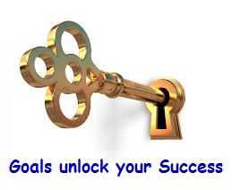 Goals unlock your success