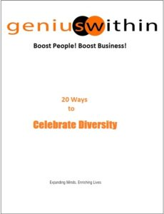Genius Within - 20 Ways to Celebrate Diversity